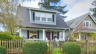 North Admiral Craftsman - 2127 46th Ave Sw - Seattle