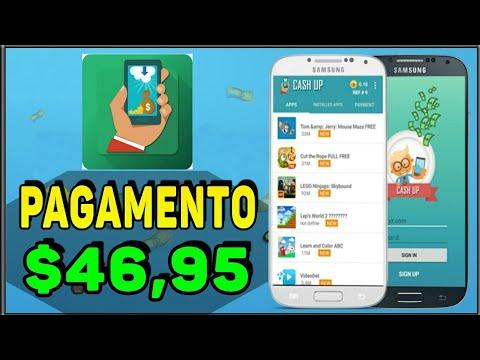 PAGOU. Prova De Pagamento de R$46,95 Melhor Aplicativo