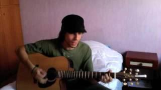 [Acoustic Cover] Gérald De Palmas -