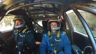 MoMac Ride #4 Garet Thomas & Hannah McGlashen - Ashley Forest Rally Sprint 2019
