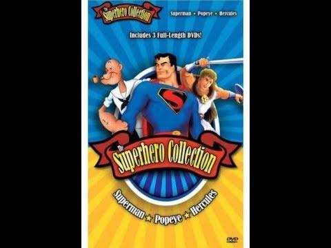 Opening To Hercules 2002 DVD