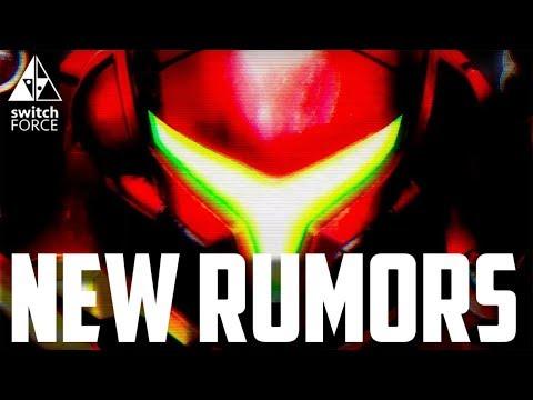 NEW Switch Games Rumors - Metroid Prime 4, Animal Crossing, Soul Calibur, and more!