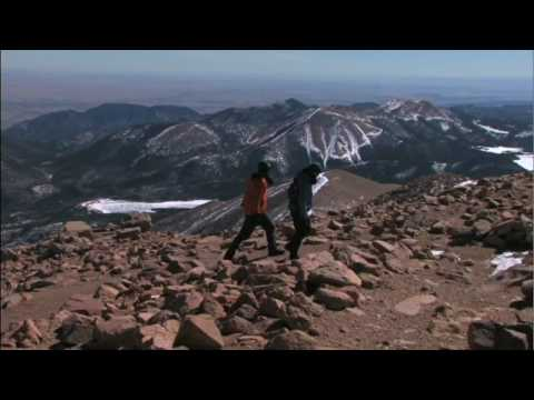 Pikes Peak at the Summit