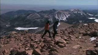 Pikes Peak at the Summit