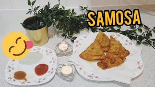 Samosa  qeema samosa  beef samosa  mince samosa  easy recipe samosa  yummy samosa  famous samo