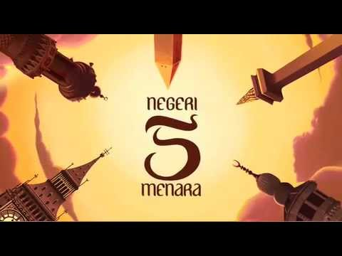 Official Teaser Film Negeri 5 Menara