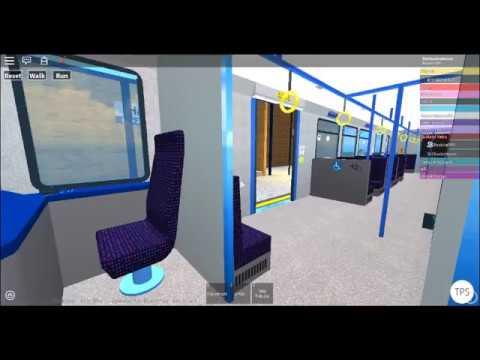 ROBLOX | Subland Metro Line 3 Hamilton - Tethan Waters