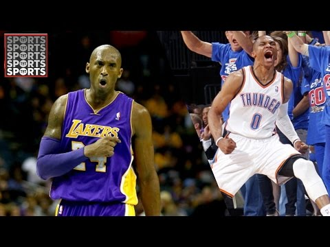 All-NBA First Team 2017 vs. All-NBA First Team 2007 [Kobe, Dirk]