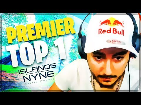 MON PREMIER TOP 1 SOLO SUR ISLANDS OF NYNE !!!