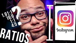 Instagram Aspect Ratio - Best Practices for Posting videos to Instagram