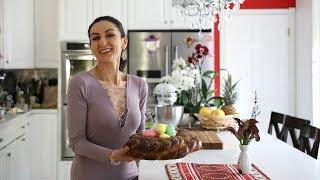 Катнаунц - Армянская Пасхальная Выпечка - Рецепт от Эгине - Heghineh Cooking Show in Russian
