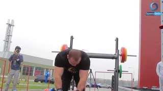 Александр Курак (рекорд Беларуси) - поднятие бревна (на время) 132кг 7-мь раз за 60 секунд strongman