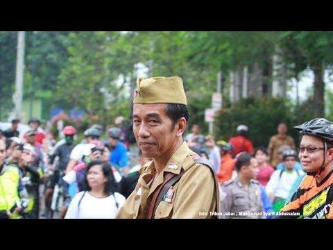 Jokowi Heran soal Isu Kriminalisasi Ulama Dilakukan oleh Pemerintah Mp3