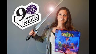 90 Second Nerd Board Game Preview: The Quest Kids