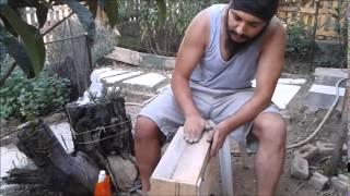 Primitive Fire Starting Methods: Ateş Sarması / Fire Roll