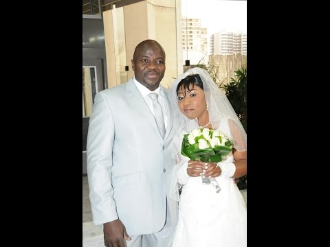 Nadege and Valentine wedding  part 1