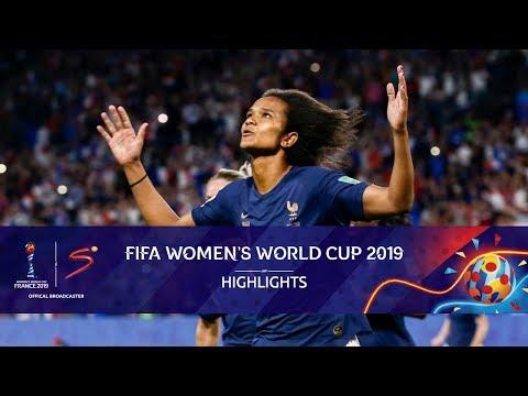 FIFA Women's World Cup | Nigeria vs France | Highlights