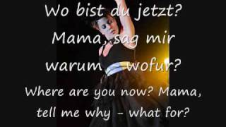 Download LaFee - Mama (Wo Bist Du)/Mama (Where Are You) English translation Mp3 and Videos