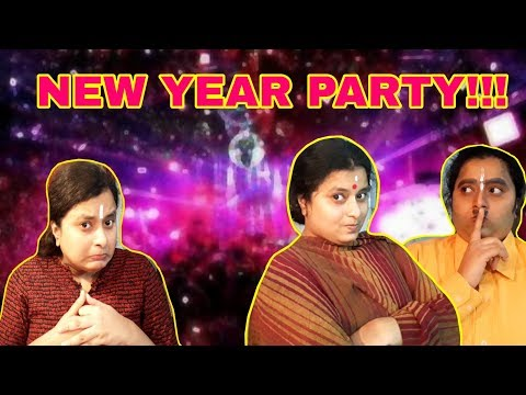 New Year Celebration | Bengalis In New Year | Bengali Funny Video | Make Life Beautiful
