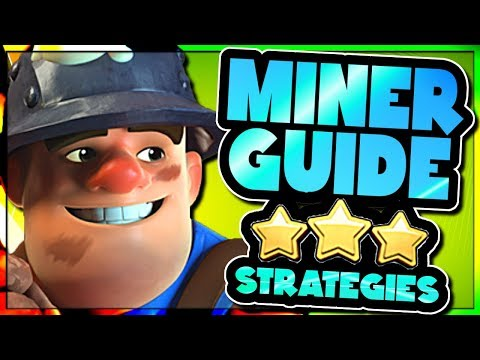 NEW MINER ATTACKS | TH10 - TH11 MINER GUIDE | 3 STAR WAR STRATEGY | Clash Of Clans