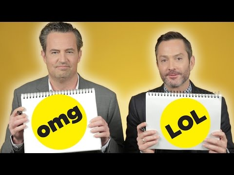 Matthew Perry and Thomas Lennon Play The BuzzFeed BFF Game