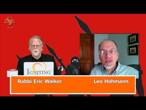 """Rabbi Walker and Leo Hohmann discuss Islam and his book """"Stealth Invasion"""" 01 17 2017"""
