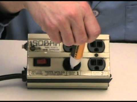 How-To test for proper outlet polarity - YouTube