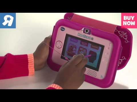 Innotab 3S Tablet Demo - Toys'R'Us 2013 Hot Toy List (Re-Upload)