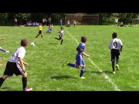 1st half PA RUSH ACADEMY 07 vs DEPTFORD PREMIER FC '07 BOYS 09/09/17