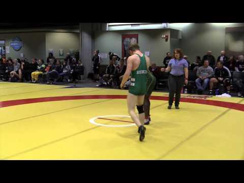 2014 Wesmen Open: 61 kg Dylan Williams vs. Nathan Galan Match 1