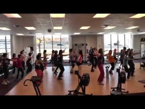 Triller Flash Mob at Colorado Athletic Club-DTC