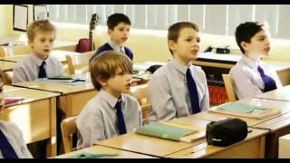 Sanskrit : A day of teaching Sanskrit at St James School, London
