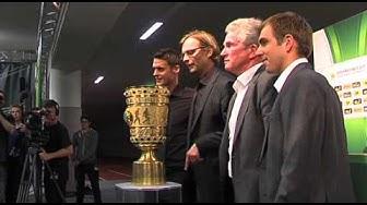 DFB-Pokal-Finale bleibt bis 2020 in Berlin