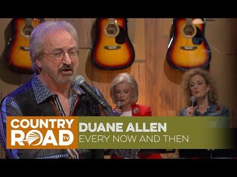 Duane Allen sings