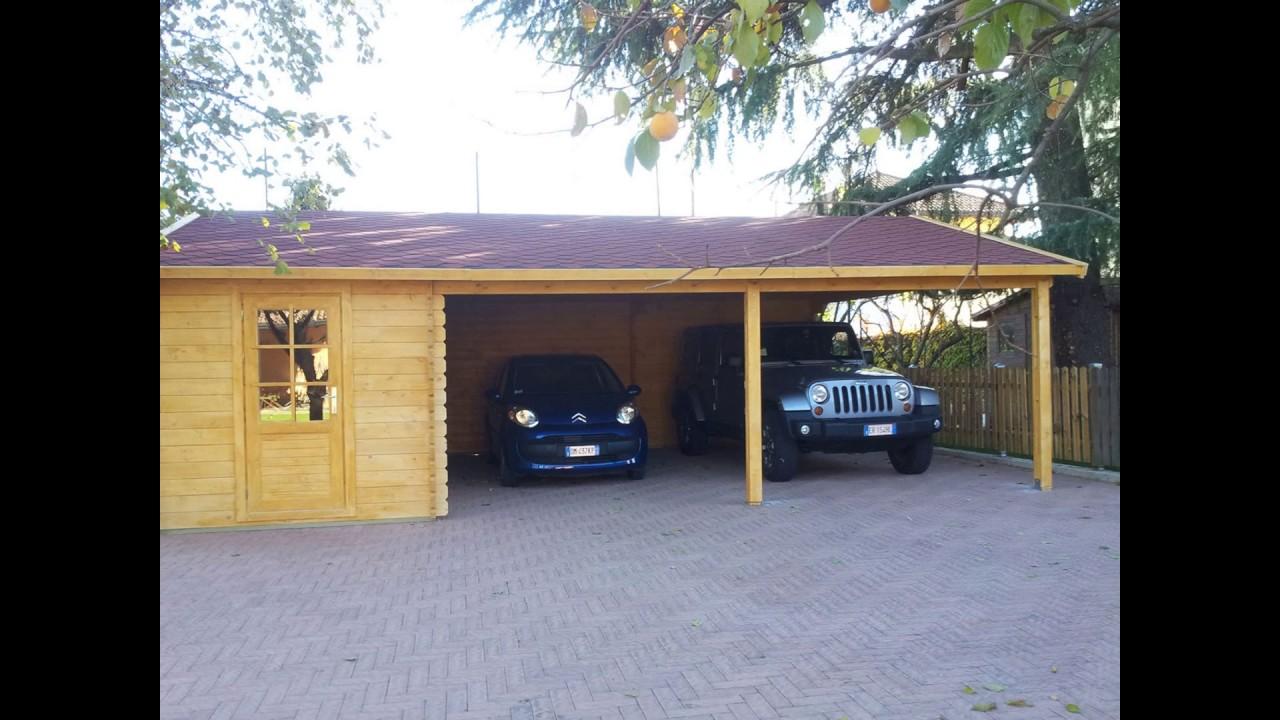 Come costruire un garage in legno come costruire un for Quanto costruire un garage per 3 auto