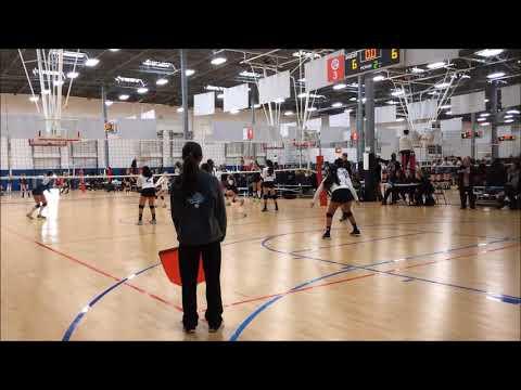 mizuno long beach rockstar volleyball club 18 10