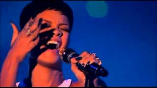 Rihanna - Stay_We Found Love (The X Factor UK Final).HD