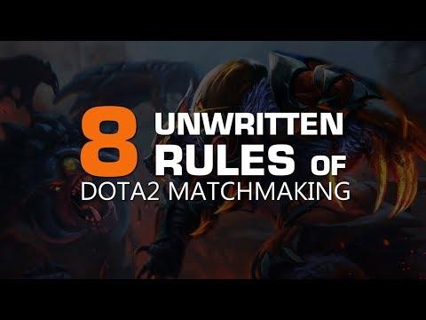 dota 2 matchmaking ladder