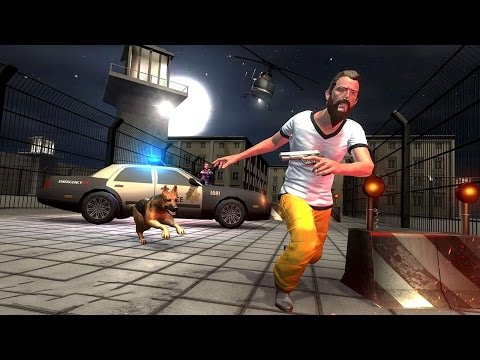 Police Dog Attack Prison Break (by Trend Entertainment Games) Android Gameplay [HD]