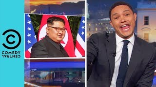 "Kim Jong Un Receives The ""Rockstar"" Treatment 