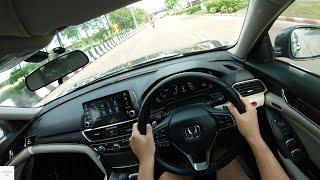 2020 Honda Accord 1.5 TURBO / POV Test Drive