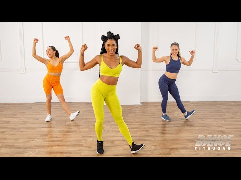 15-Minute Dance and Sculpting Workout With Weights