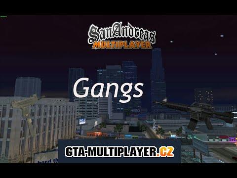 WTLS #2 - Jak funguje Gang & Gangy v Los Santos
