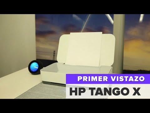 HP Tango X: Parece un libro pero es una impresora Wi-Fi para tu casa