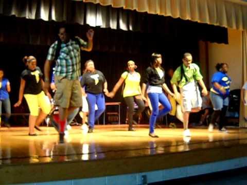 Westview Middle School Dance Team 2009 2010 Youtube