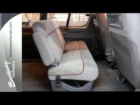 1995 Ford Aerostar Greenville SC Easley, SC #B151255B - SOLD