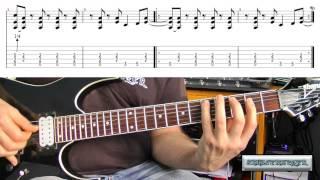 Gitarre lernen - Wie spiele ich eigentlich...La Grange von ZZTop?