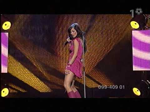 Lena Philipsson: Det Gör Ont Melodifestivalen 2004 First Performance