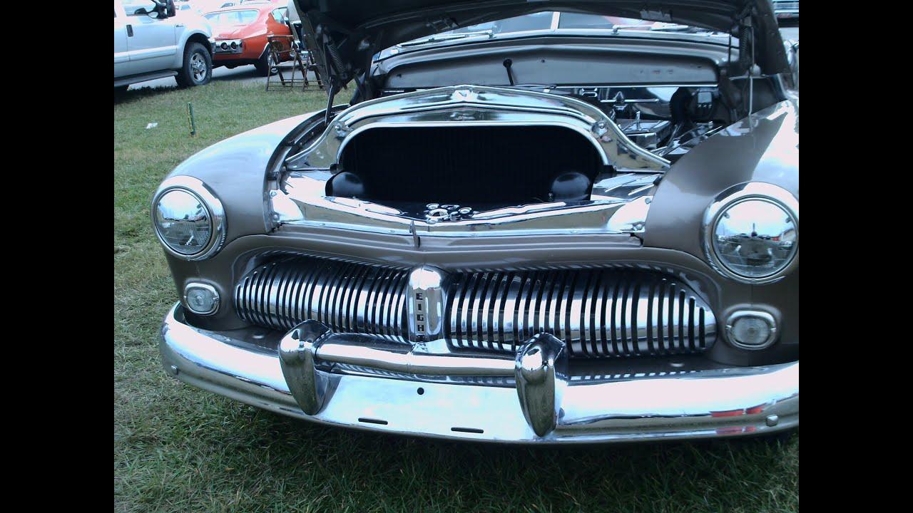 1949 Mercury 2 Door Coupe Purple