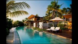 Изысканные виллы на частном острове  Мальдивы